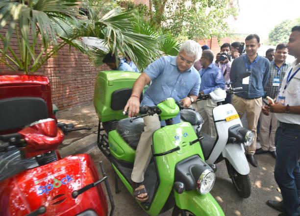 IND: Delhi Transport Minister Kailash Gahlot Inaugurates Urban Mobility Lab Workshop