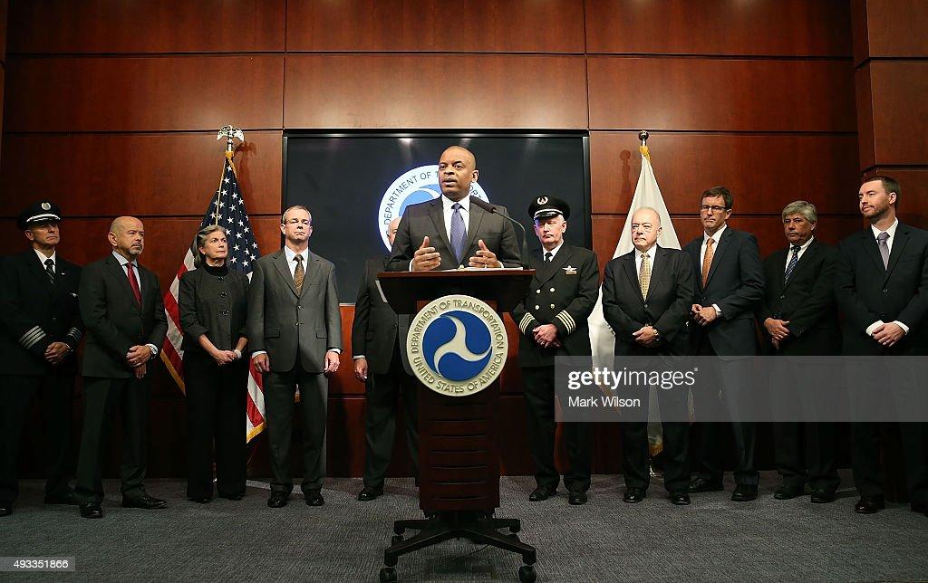 US Transportation Department Announces Drone Registry Initiative