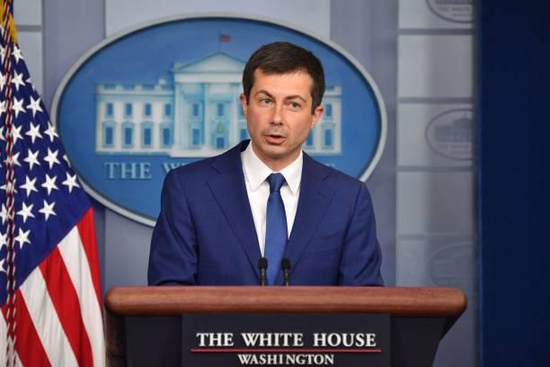 DC: White House Press Secretary Jen Psaki Holds Briefing