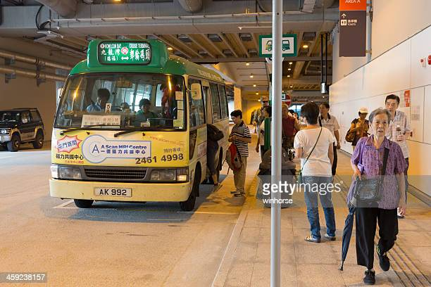 Transportation to the Kai Tak Cruise Terminal