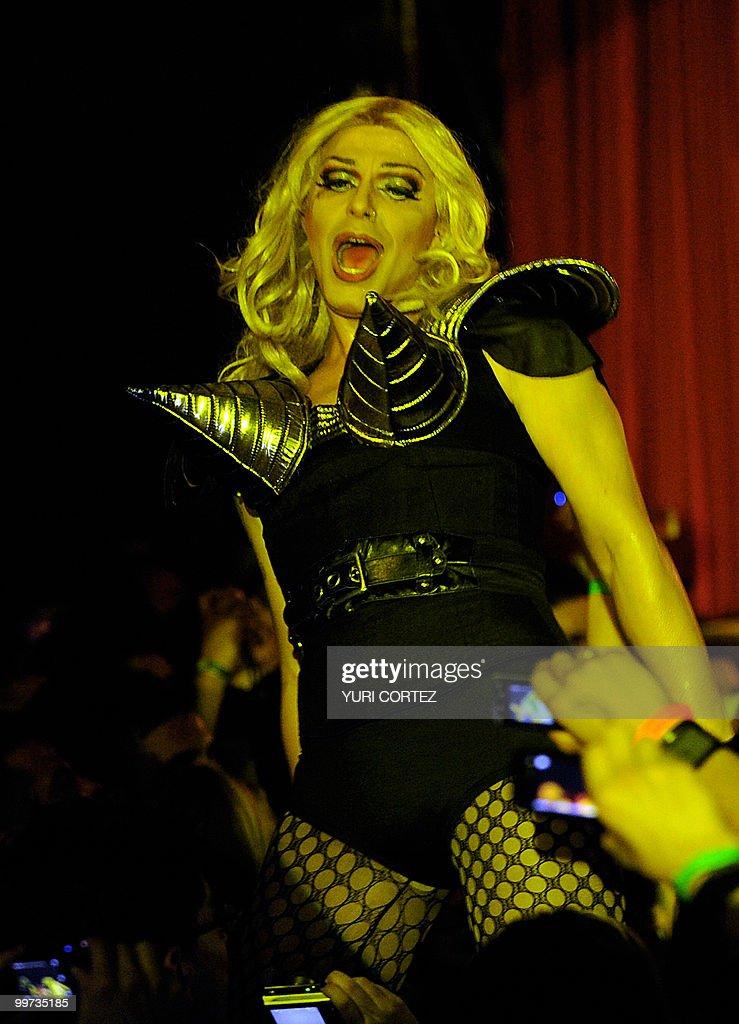 Called madonna transvestite