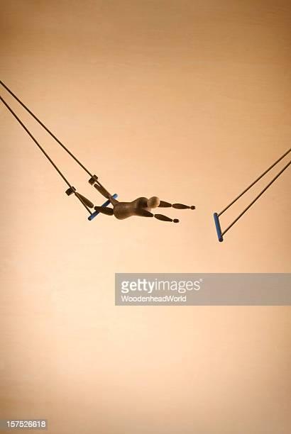 Trapeze Acrobat