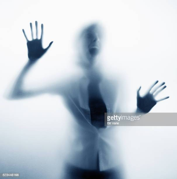 trapped woman - terrified stock pictures, royalty-free photos & images