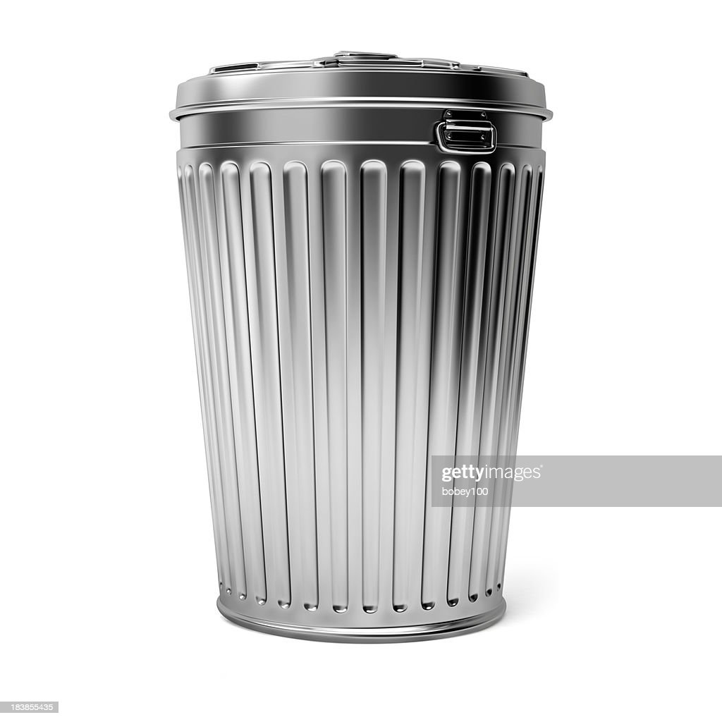 Trash Can : Stock Photo