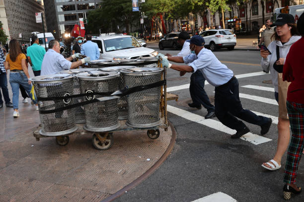 NY: New York Twenty Years After 9/11 Terrorist Attacks