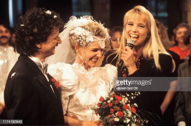 Traumhochzeit mit Linda de Mol 1992
