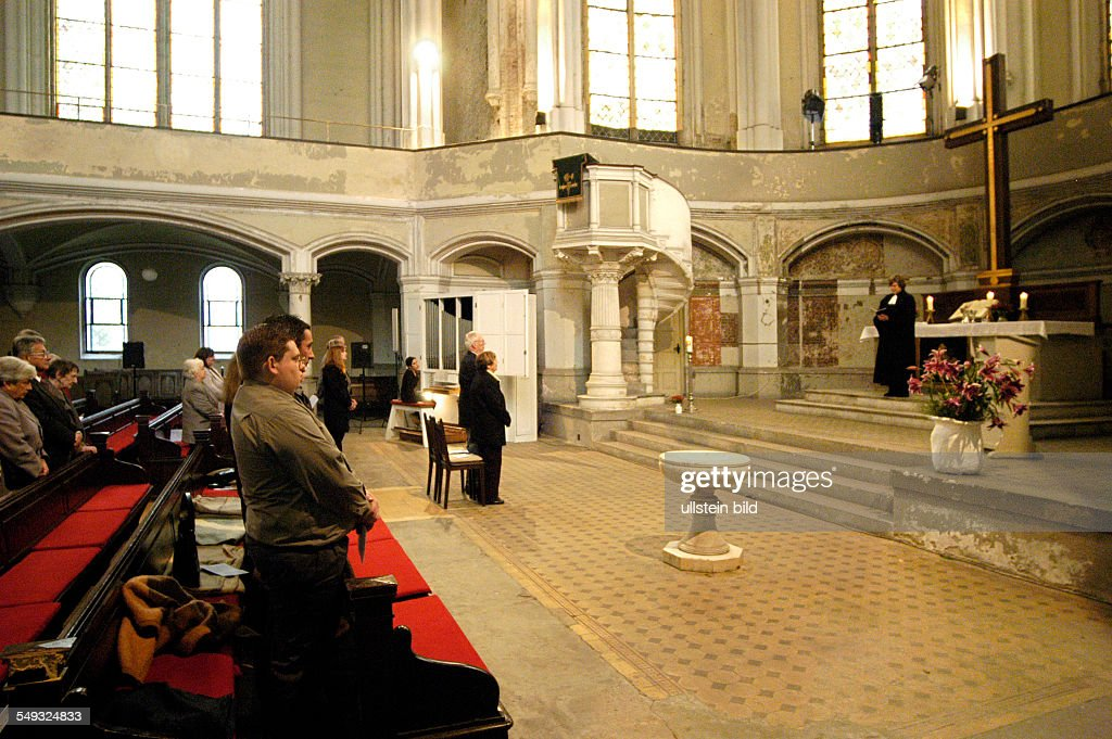 Trauung zionskirche berlin