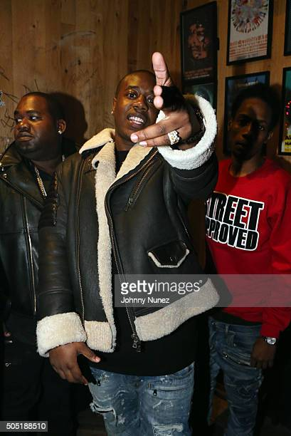Trav attends Webster Hall on January 12 in New York City