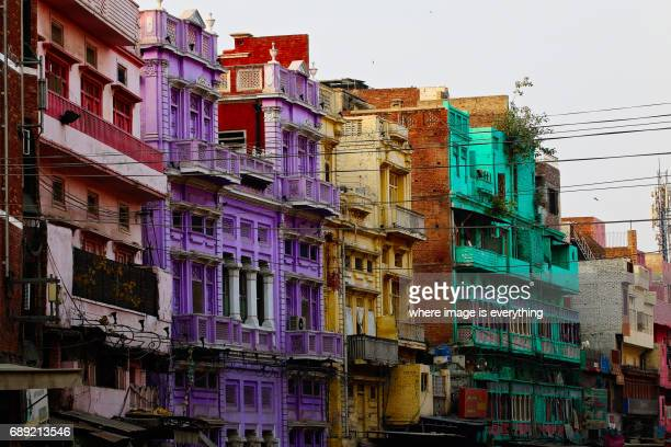 travel and history - lahore pakistan stock photos and pictures