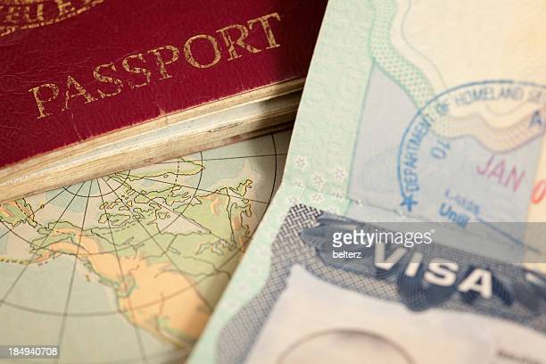 travel background - emigration and immigration stock pictures, royalty-free photos & images