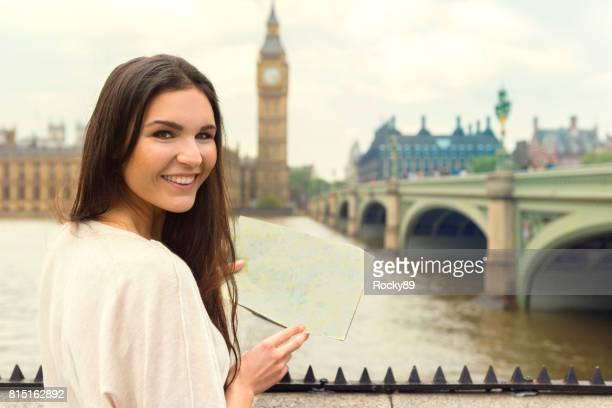 Travel Blogger in London