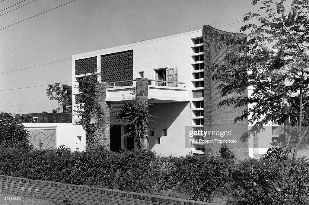 Travel Buildings India Chandigarh pic 1964 One of the new government buildings in Chandigarh with wide use of latticework and sunshades