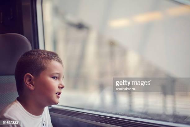 travel by train - tgv photos et images de collection