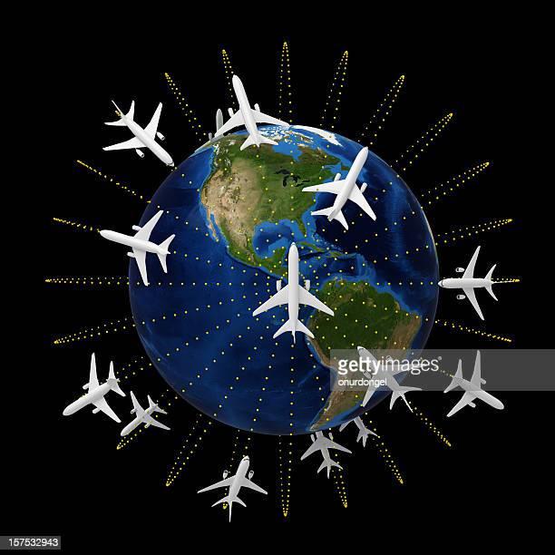 Reise-Konzept