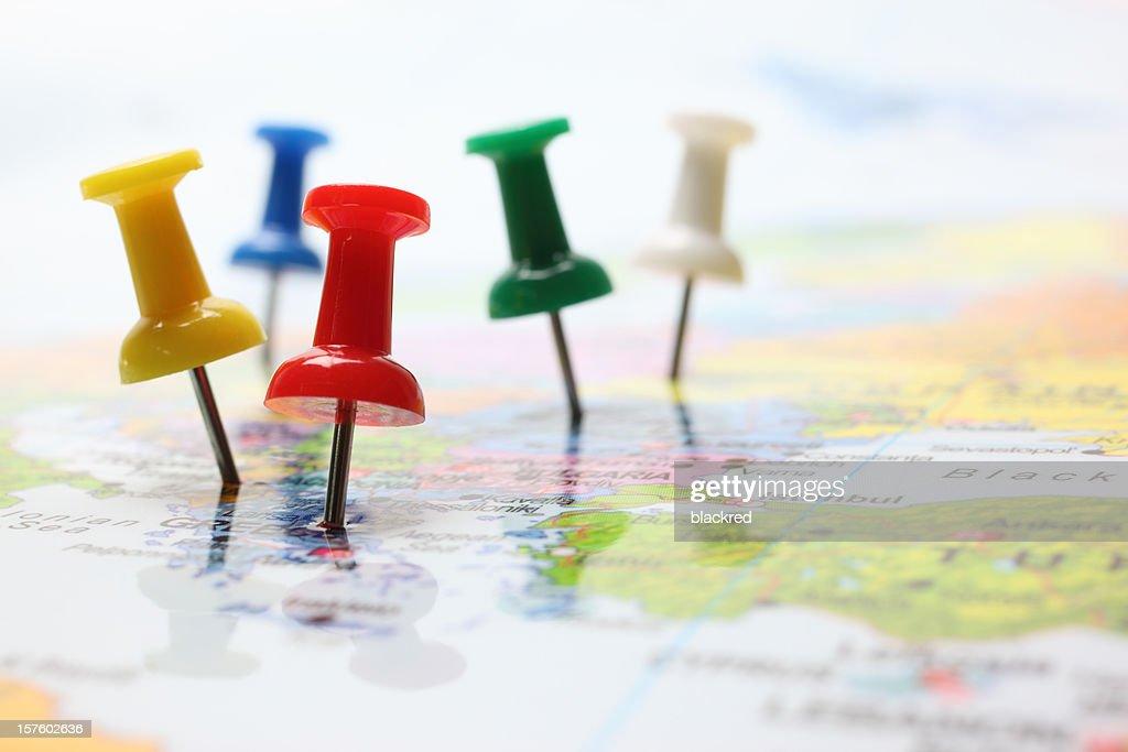 Travel Destinations : Stock Photo