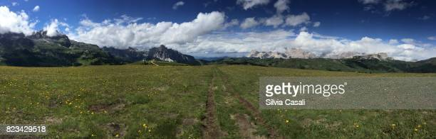 360 VR Travel Dolomites Above Corvara