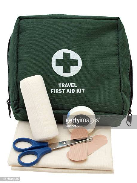 travel first aid kit bag and contents