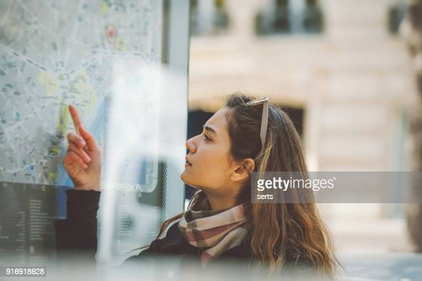 Travel in Paris, France