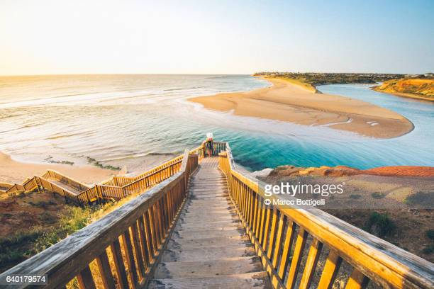 travel like a local - brief - south australia stock photos and pictures