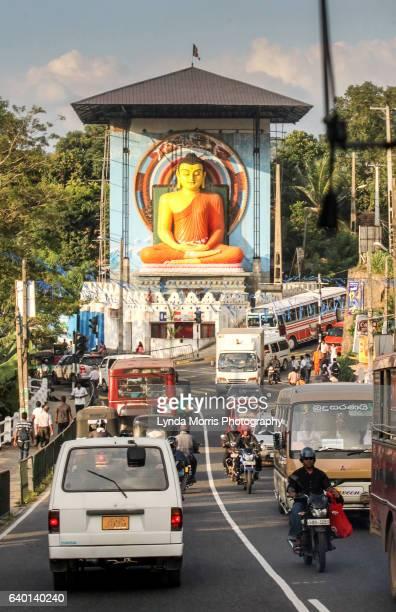 travel like a local - sri lanka - kandy - kandy kandy district sri lanka stock photos and pictures