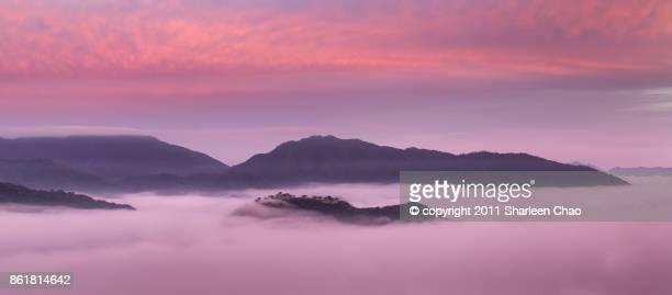 Travel Like a Local - Takeda Castle Sunrise
