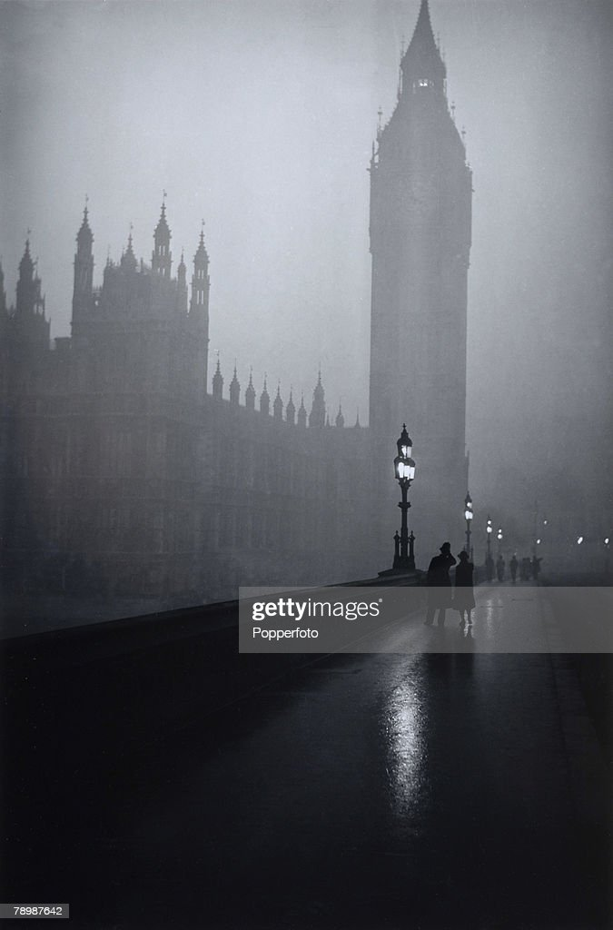 London Pollution: Smogs, Fogs And Peasoupers
