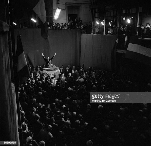 Travel Of Charles De Gaulle In The Southwest Du 14 au 17 février 1959 le Général Charles DE GAULLE en voyage dans la région MidiPyrénées visite les 5...