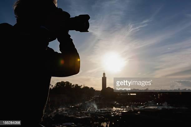 Le photographe de voyage