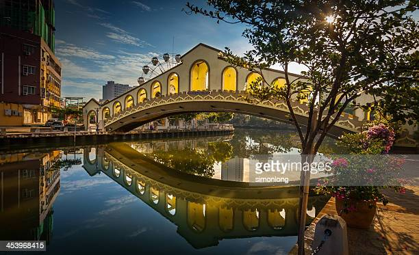 travel southeast asia , malacca - melaka state stock pictures, royalty-free photos & images