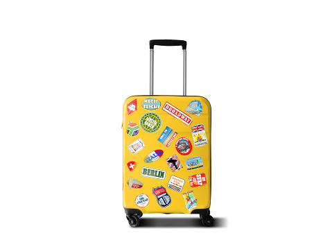 Travel suitcase 1156089632