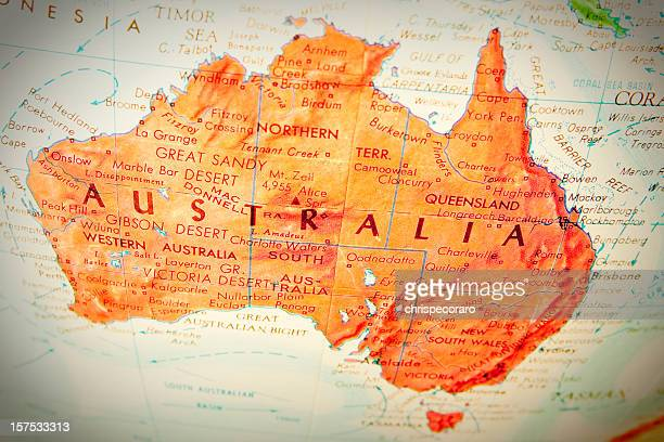 travel the globe series - australia - history stock pictures, royalty-free photos & images