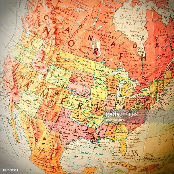 Travel the Globe Series - North America