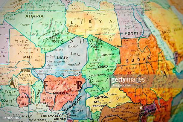 Parcourir le Globe série-Afrique du Nord