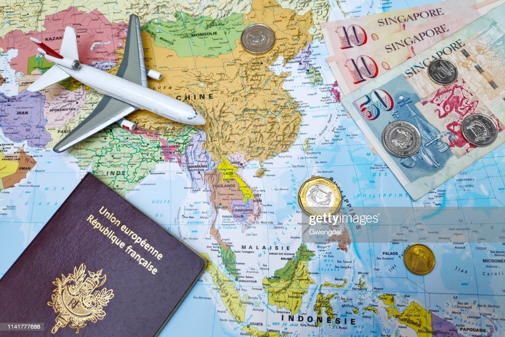 Travel To Singapore High-Res Stock Photo - Getty Images