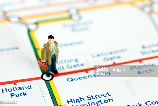 traveler in london - holland park stock pictures, royalty-free photos & images