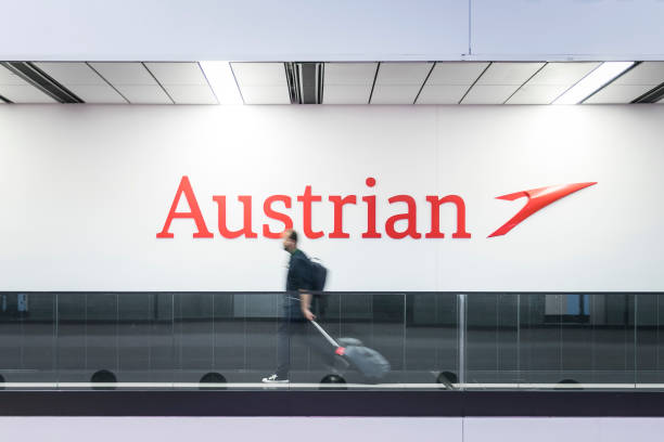 austrian airlines pictures getty images