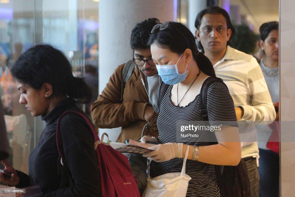 Coronavirus Prevent In Abu Dhabi : News Photo