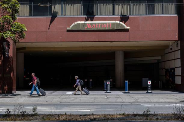 CA: Marriott International Hotels Ahead Of Earnings Figures