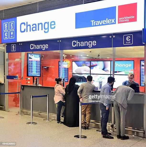 Bureau de Change Travelex Modifier