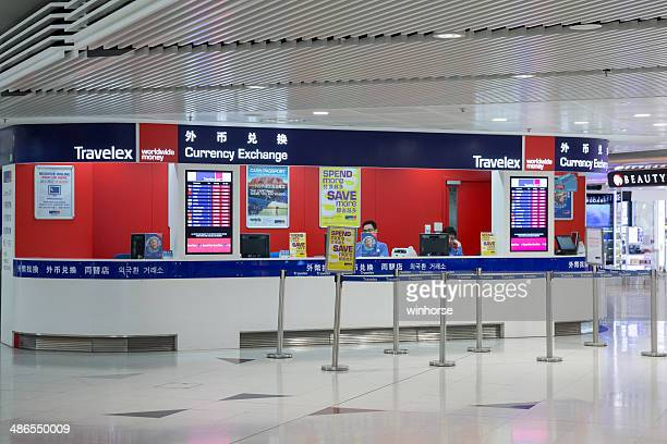 34 Foreign Currency At A Travelex Exchange Pictures, Photos