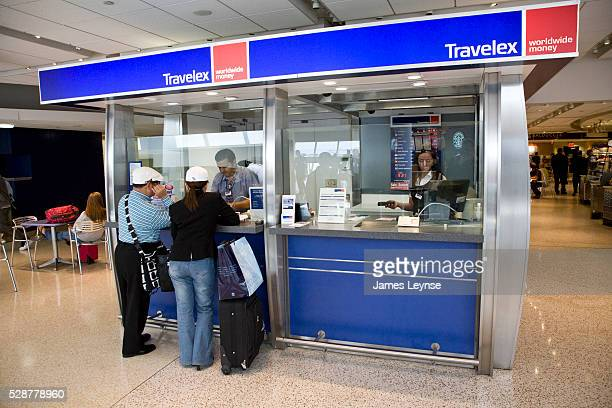 travelex currency exchange ストックフォトと画像 getty images