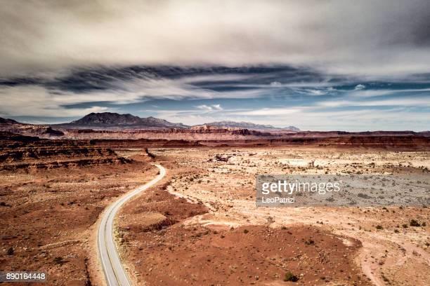 Reisen entlang der Utah Canyons - Roadtrip im Westen der Vereinigten Staaten