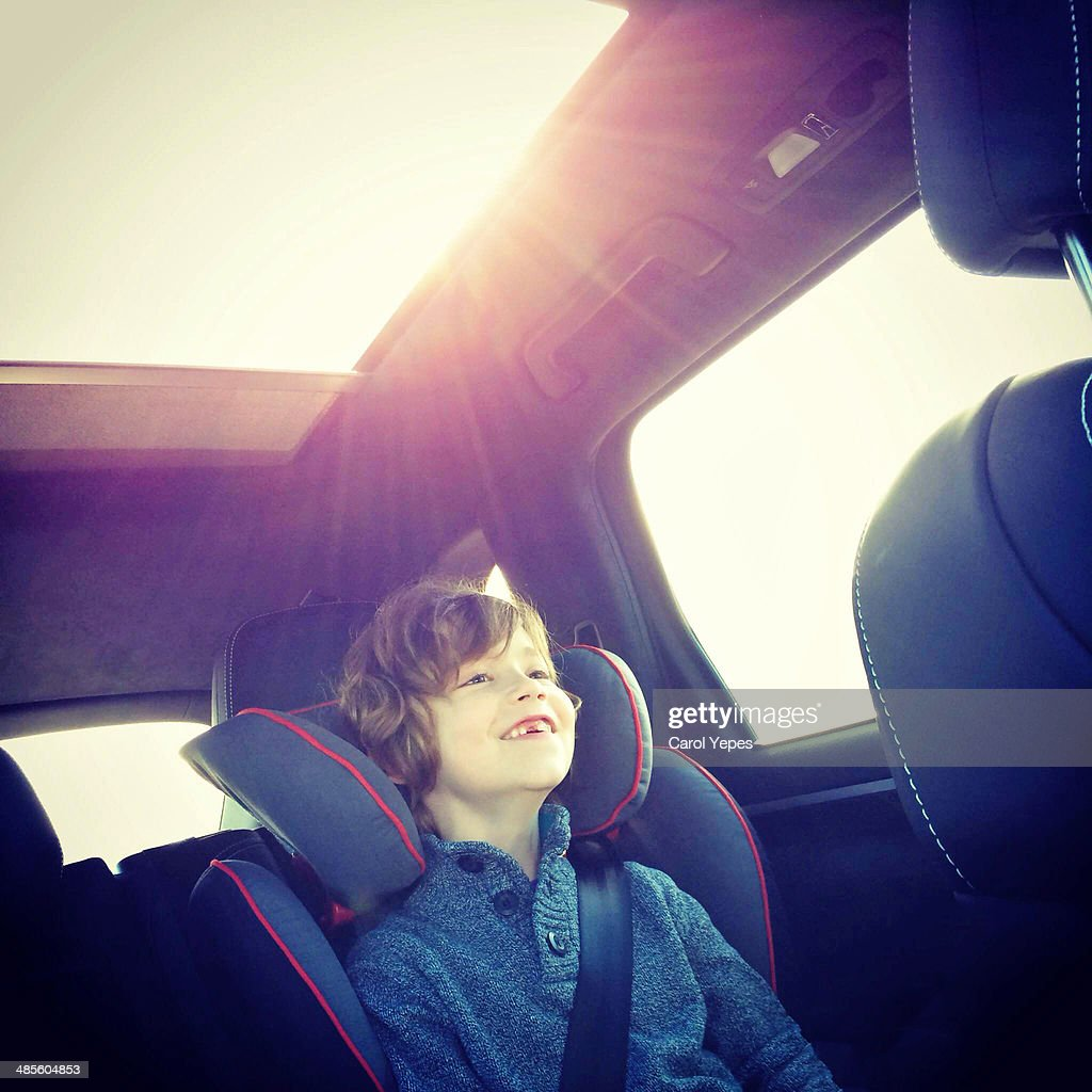 Traveling by car : Stock Photo