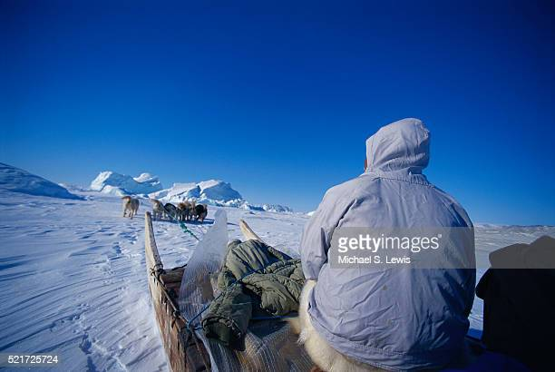 Traveling by Dog Sled