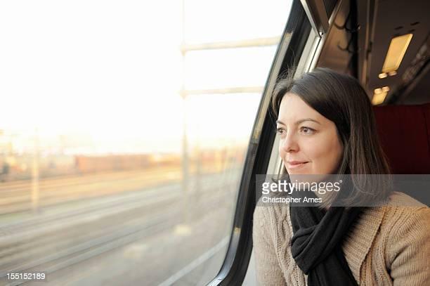 列車でご旅行