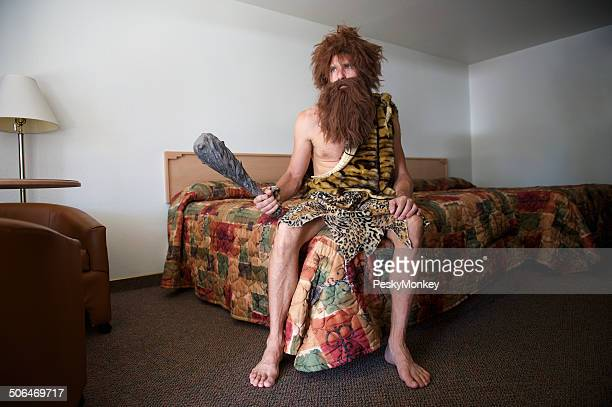 Old Caveman Show : Caveman stock photos and pictures getty images