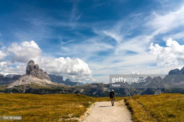 traveling dolomites - wonderlust stock pictures, royalty-free photos & images