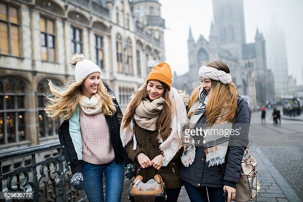 Traveling Europe with my best friends