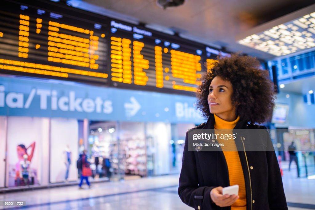 Traveling. : Stock Photo