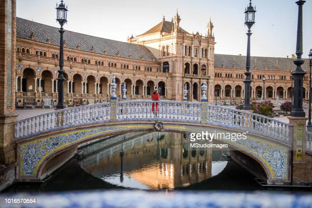 traveling spain. - historical geopolitical location stock photos and pictures